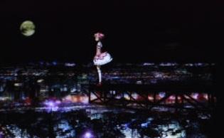 まどマギ夜の見滝原市