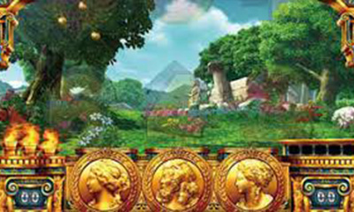 凱旋 ヘスペリデスの園