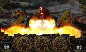 ハーデス ゼウスの炎