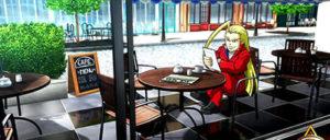 HEY!鏡 喫茶店ステージ