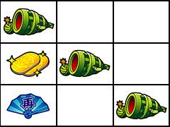 戦コレ![泰平女君]徳川家康 スイカ