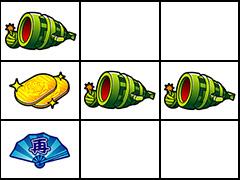 戦コレ![泰平女君]徳川家康 強チャンス目