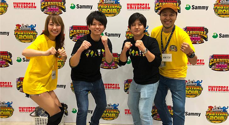 ユニバカ×サミフェス2018 松本バッチ&七瀬なつみ
