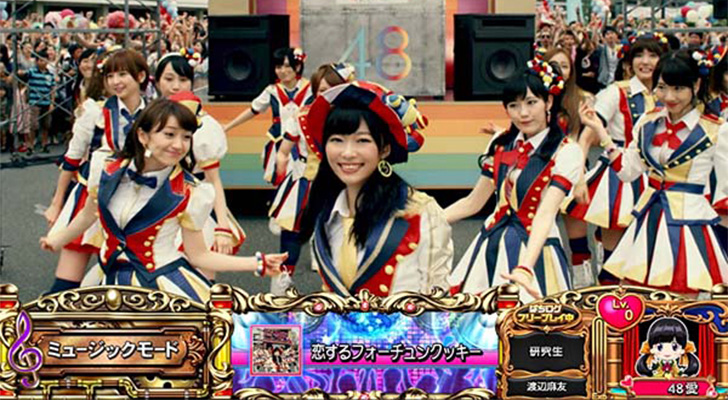 AKB48 エンジェル ミュージックモード