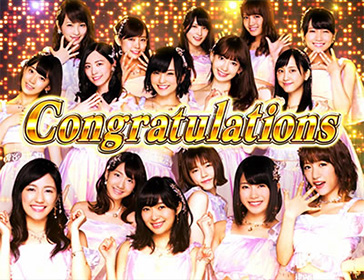 AKB48 エンジェル サプライズレバー画面16人