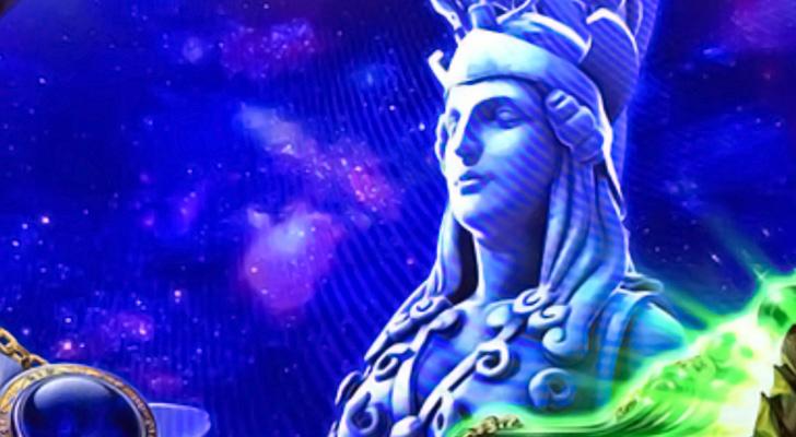 女神像ステージ