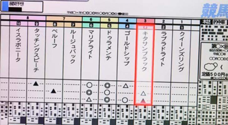 G1優駿倶楽部2 競馬新聞