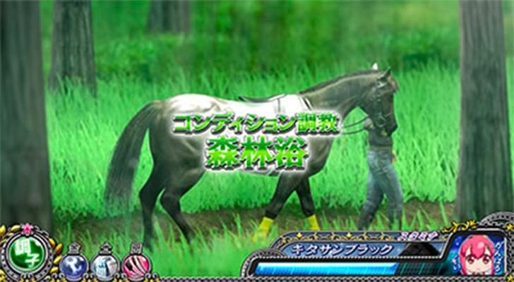 G1優駿倶楽部2 コンディション調教①