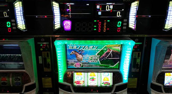 新台実践『G1優駿倶楽部2』確保台