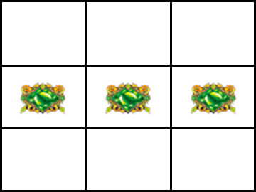 緑玉B(3枚役)