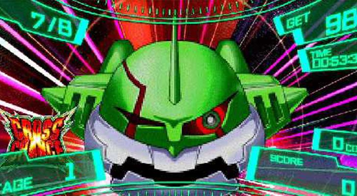 ボス敵(緑色)
