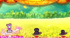 お花畑(黄色)